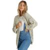 Billabong Women's Sweetest Thing Sweater - Medium - White Cap
