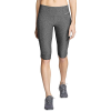 Eddie Bauer Motion Women's Trail Tight Short - Medium - Heather Gray