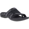 Merrell Women's District Muri Wrap Sandal - 8 - Black