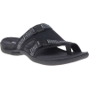 Merrell Women's District Muri Wrap Sandal - 9 - Black