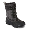 The North Face Youth Alpenglow IV Boot - 4 - TNF Black / TNF Black