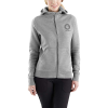 Carhartt Women's Force Delmont Graphic Zip-Front Hooded Sweatshirt - XS - Asphalt Heather