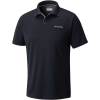 Columbia Men's Utilizer Polo Shirt - Large - Black / Grill