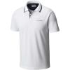 Columbia Men's Utilizer Polo Shirt - Medium - White / Whale
