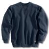Carhartt Men's Midweight Crewneck Sweatshirt - 3XL Tall - New Navy