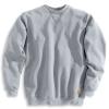 Carhartt Men's Midweight Crewneck Sweatshirt - 3XL Tall - Heather Grey