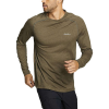 Eddie Bauer Motion Men's Resolution LS Tee - Medium - Expedition Green