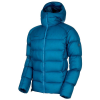Mammut Men's Meron IN Hooded Jacket - Small - Sapphire / Wing Teal