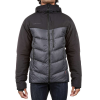 Mammut Men's Rime Pro IN Hybrid Hooded Jacket - Large - Black