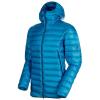 Mammut Men's Broad Peak Pro IN Hooded Jacket - XL - Sapphire