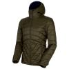 Mammut Men's Rime IN Hooded Jacket - Large - Iguana