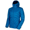 Mammut Men's Rime IN Hooded Jacket - Large - Sapphire