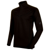 Mammut Men's Snow ML Half Zip Pullover - Large - Black