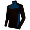 Mammut Men's Snow ML Half Zip Pullover - XL - Black / Wing Teal