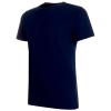 Mammut Men's Logo T-Shirt - Large - Peacoat Prt2