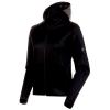 Mammut Women's Mammut Logo Midlayer Hooded Jacket - Small - Black