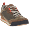 Merrell Men's Burnt Rock Travel Suede Shoe - 13 - Dusty Olive