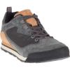 Merrell Men's Burnt Rock Travel Suede Shoe - 8.5 - Granite