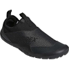 Adidas Men's Terrex CC Jawpaw II Slip-On Shoe - 7 - Black / Black / Carbon