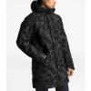 The North Face Men's Cryos Wool Blend GTX Down Parka - XL - TNF Black Jacquard