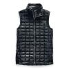 The North Face Women's ThermoBall Eco Vest - XS - TNF Black Matte Shine