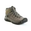Keen Men's Targhee Exp Mid Waterproof Shoe - 14 - Bungee Cord / Brindle