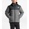 The North Face Boys' Reversible Perrito Jacket - XL - TNF Medium Grey Heather