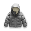 The North Face Toddlers' Moondoggy Down Jacket - 3T - TNF Medium Grey Heather