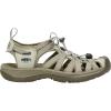 Keen Women's Whisper Shoe - 6.5 - Agate Grey / Blue Opal