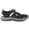 Keen Women's Whisper Shoe - 8.5 - Black / Magnet