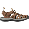 Keen Women's Whisper Shoe - 8.5 - Coffee Liqueur / Keen Yellow