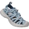 Keen Women's Whisper Shoe - 6 - Citadel / Blue Mirage
