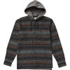 Billabong Men's Baja Flannel - Small - Black