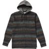 Billabong Men's Baja Flannel - Medium - Black