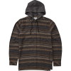 Billabong Men's Baja Flannel - Medium - Black BBF