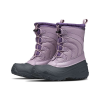 The North Face Youth Alpenglow IV Boot - 10 - Ashen Purple / Loganberry