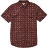 Billabong Men's Sundays Mini SS Shirt - Large - Oxblood