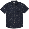 Billabong Men's Sundays Mini SS Shirt - Medium - Navy BSM