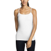 Eddie Bauer Motion Women's Resolution 360 Y Back Tank - Medium - White