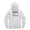 The North Face Women's Red Box Pullover Hoodie - Large - TNF Light Grey Heather / TNF White Foil