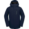 Volcom Men's L Gore-Tex Jacket - Small - Navy