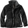 Carhartt Women's Wesley Coat - XXL - Black