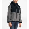 The North Face Youth Denali Hoodie - Small - TNF Medium Grey Heather