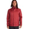 Marmot Men's PreCip Eco Jacket - Medium - Brick