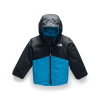 The North Face Toddler's Snowquest Insulated Jacket - 5T - Acoustic Blue