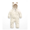 The North Face Infant Campshire One-Piece - 3M - Vintage White