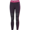 Helly Hansen Women's HH Lifa Active Graphic Pant - Medium - Nightshade Dotted Print