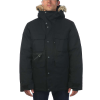 Mountain Hardwear Men's Engineered Alpine Parka - Medium - Black