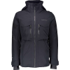 Obermeyer Men's Ultimate Down Hybrid Jacket - Small - Black