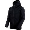 Mammut Men's Convey 3 In 1 HS Hooded Jacket - Medium - Black / Black